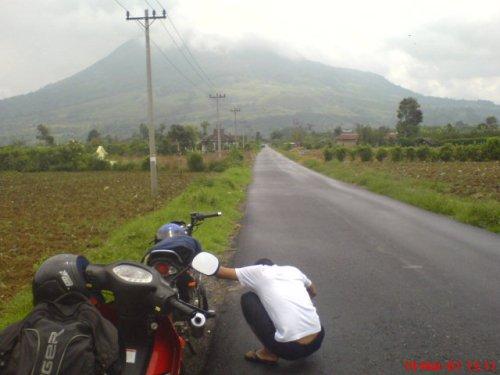 road to lau kawar