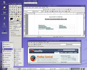 java desktop system